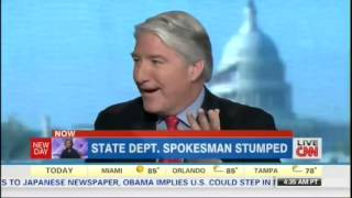 CNN: State Dept Stumped By Question on Clinton Achievements