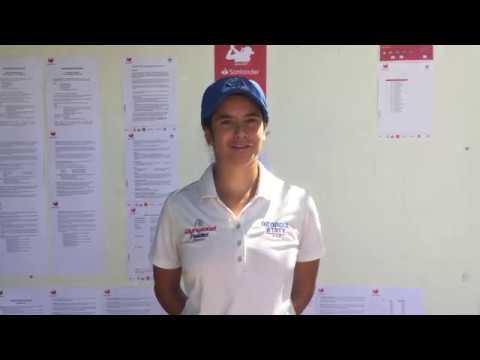 María Palacios estará en Santander Golf Tour