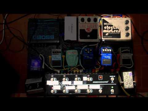 Electronic Orange Moon Vibe Mkii Review Doovi