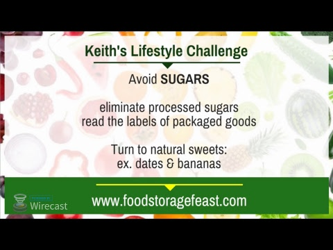 Long-Term Food Storage with Chef Keith Snow