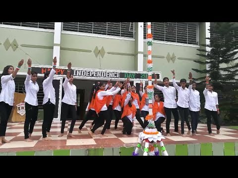 Patriotic Dance on ABCD_2 movie songs || Independence Day Special || Choreographed by~
