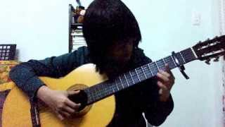 You Who Came From The Stars OST - Hello, goodbye (안녕) (guitar version)