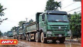 Đắk Lắk: Vấn nạn xe quá khổ, quá tải từ những bãi tập kết cát | ĐIỀU TRA | ANTV