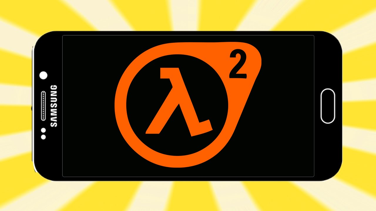 Half Life 2 on Android - Bennett Notes