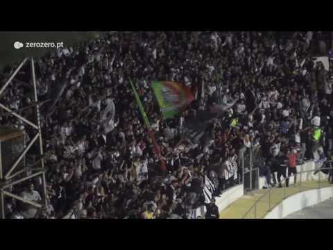 Desp. Chaves x V. Guimarães: o momento em que Douglas segura o Jamor para os vitorianos