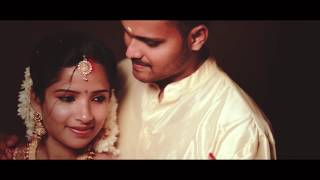 Neethu + Vineeth Kerala Best Hindu Wedding Highlights 2017