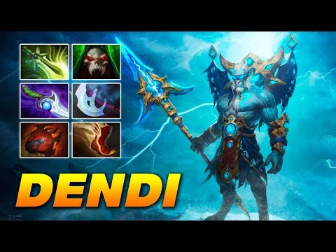 Dendi Phantom Lancer | Dota 2 Pro Gameplay thumbnail