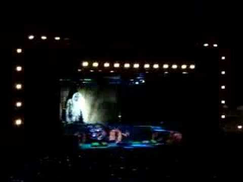 IRON MAIDEN - Live in BOLOGNA - ITALY - 27/06/2008