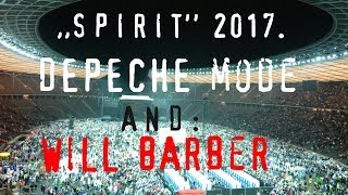 Depeche Mode and Will Barber LIVE Personal Jesus vs Another Brick In The Wall, audio mashUP