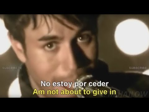 Enrique Iglesias - Can You Hear Me [Lyrics English - Español Subtitulado]