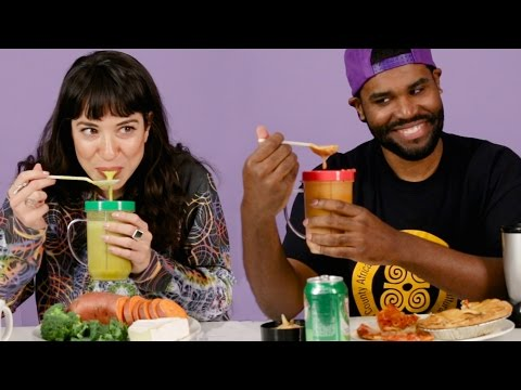 Thumbnail: People Blend Their Favorite Foods Together
