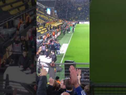 Benni Höwedes Schalke Dortmund 0:0