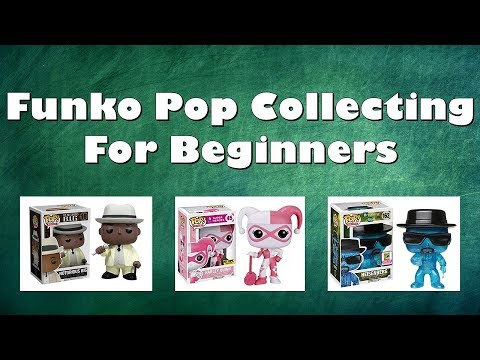 Funko Pop Collecting For Beginners