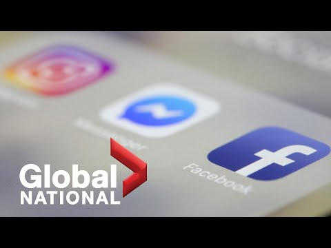 Global National: Oct. 4, 2021 | Facebook goes offline as it faces heat for ethics