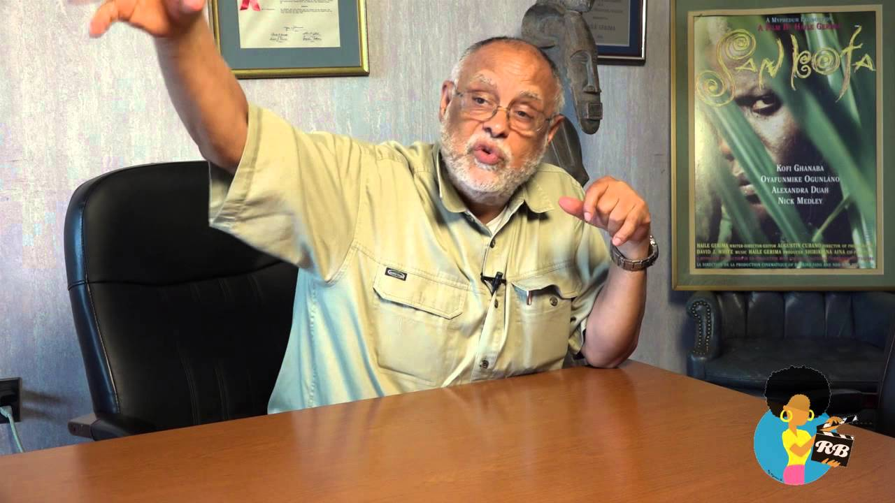 Haile Gerima - On Black Film & The L.A. Rebellion