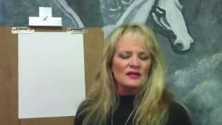 Dr Jenn Royster Videos: Painting with Archangel Michael