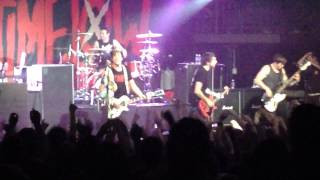 All Time Low - Dear Maria Count Me In Live at HQ Adelaide