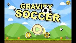 Minijuegos - Gravity Soccer