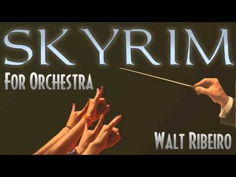 Skyrim 'Dragonborn' For Orchestra (iTunes link below!)