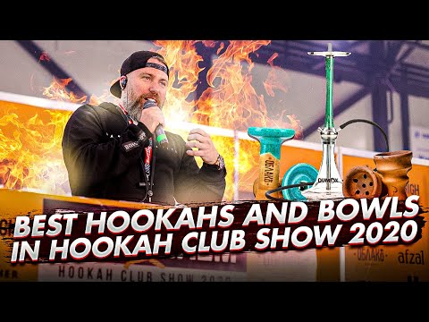 Whats new on Russian market? | HOOKAH CLUB SHOW 2020 | PART 1 OF 2 | Shisha Beyond Borders