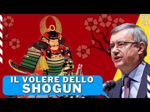 Il Volere dello Shōgun 将軍の意志 | Alessandro Barbero -Sensei (2021)