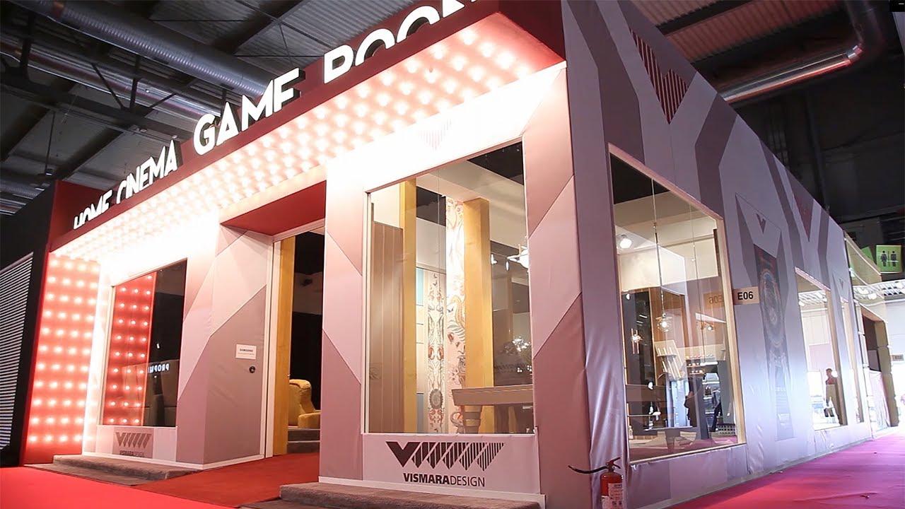 Salone Del Mobile 2019 Vismara Italian Luxury Furniture