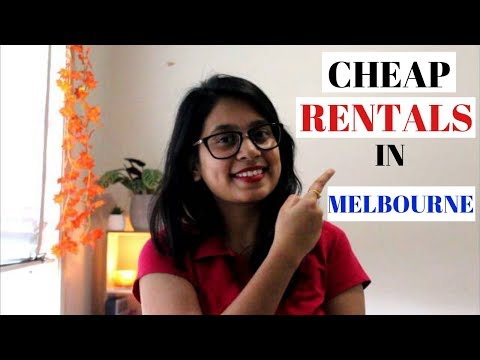 CHEAP ACCOMMODATION IN MELBOURNE - FOR INTERNATIONAL STUDENTS!