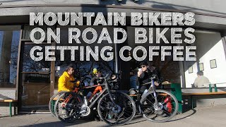 Our First Road Ride | Vancouver Coffee Crawl