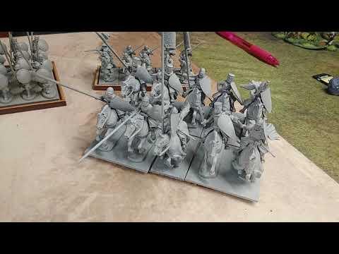 Kings of War army!