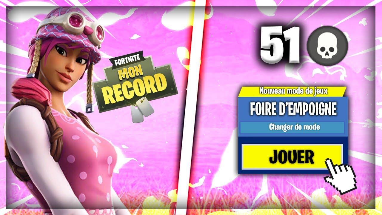 JE FAIS 51 KILLS EN FOIRE D'EMPOIGNE ! *mon record*