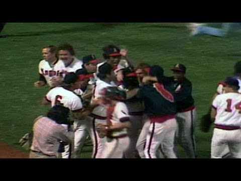 Angels clinch 1979 American League West