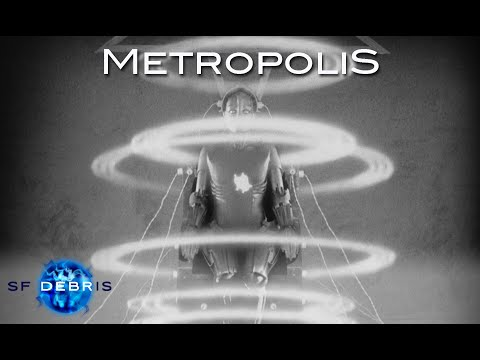 A Look at the Background of Metropolis