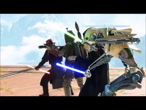 Star Wars Battlefront 2 Heroes Vs Villains 591 This One Was Annoying thumbnail