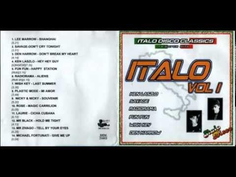 Italo Disco Classics Vol .1 Megamix