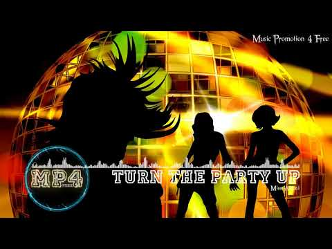 Turn The Party Up by Miss Amani - [Urban Pop Dance Music]