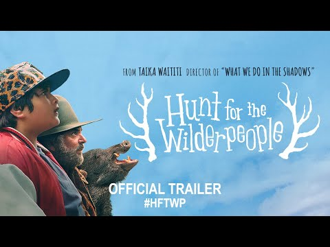 Hunt for the Wilderpeople (2016) | Official Trailer HD