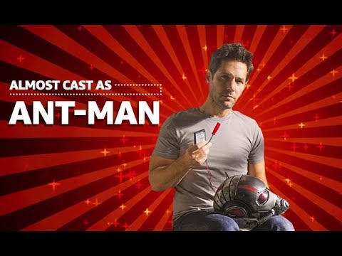 Who Else Almost Played Ant-Man? | Casting Calls