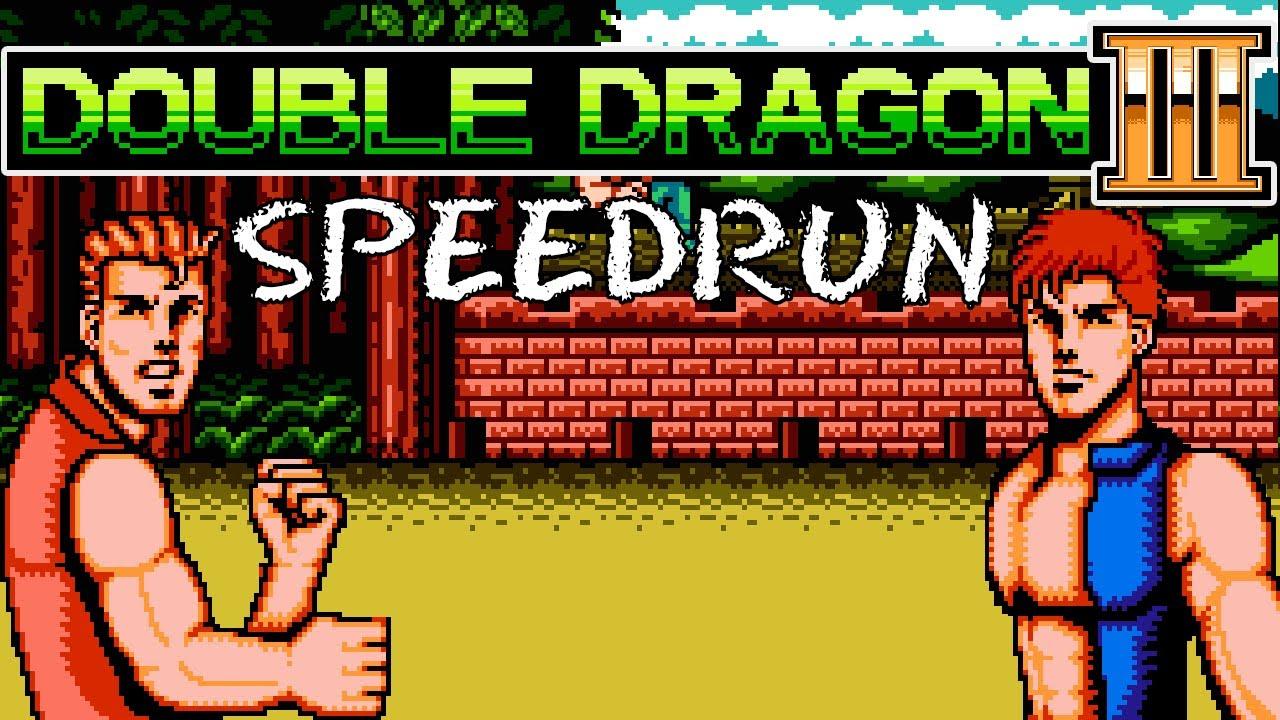 Double Dragon 3 in 15:35 (Speedrun)