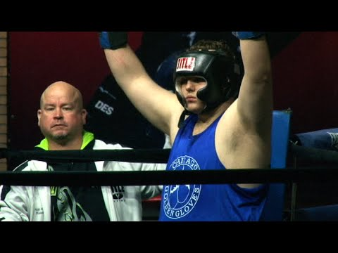 200Lbs Morgan Clark vs Adam Reed