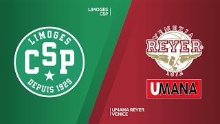Limoges CSP - Umana Reyer Venice  Highlights | 7DAYS EuroCup, RS Round 9