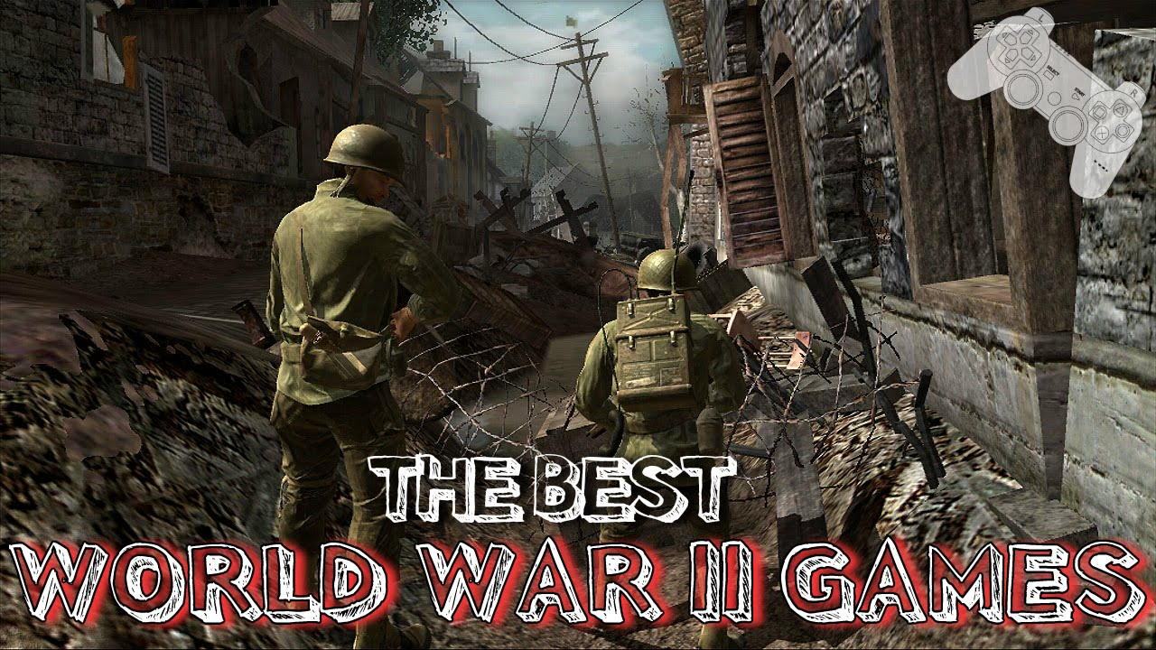 The Best World War 2 Game Ever Youtube
