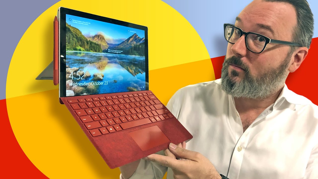 Surface Pro 7 Review Hello Old Friend Youtube