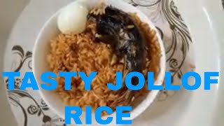 HOW TO COOK PERFECT JOLLOF RICE REIPES