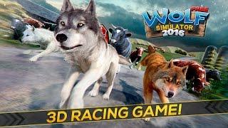 #Wolf Simulator 2016 Free Wild Simulator Games Simulation - iTunes/Android