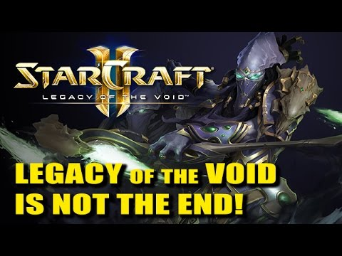 StarCraft 2: The Legacy of the Void Campaign is Not the End! - Producer Interview Blizzcon 2015