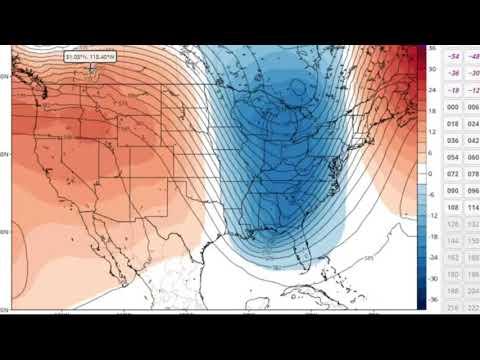 Weather Forecast Rain Sunday for Mid Atlantic States