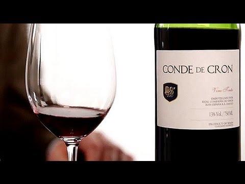 Telegraph Wine Tasting: Conde De Cron