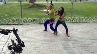 Tollywood Dance Filming in Istanbul