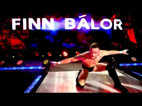 """Finn Balor 1st NXT Theme """"Catch Your Breath"""" Arena Effects"""