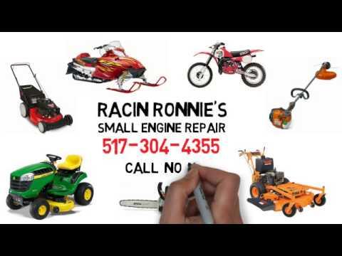 Small Engine Repair  (517) 304-4355